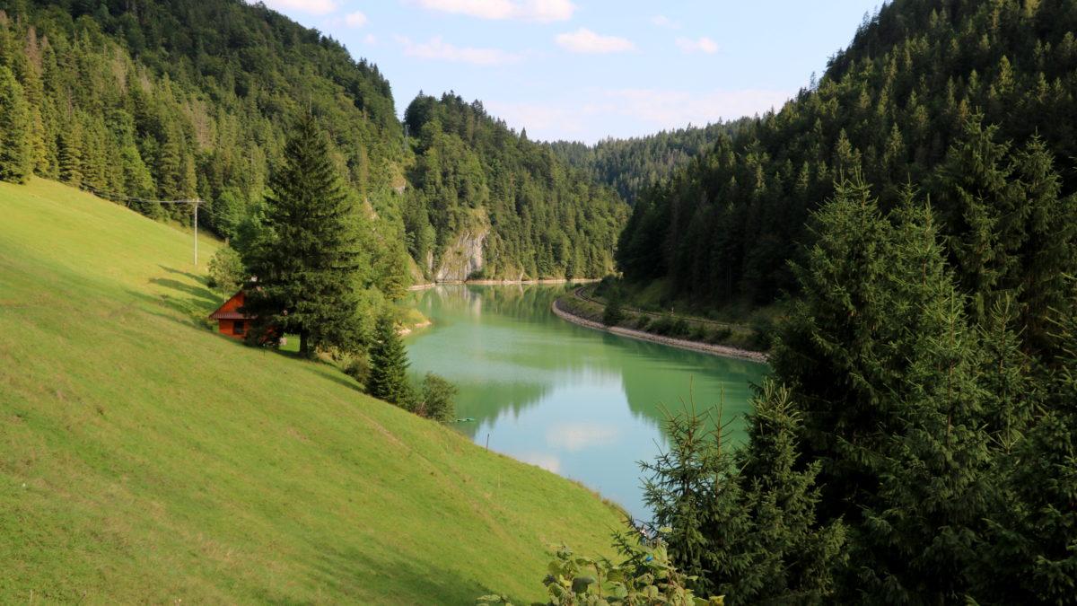 Stratená a Palcmanská Maša: na turistiku i relax u vody