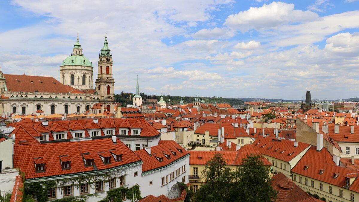 Zákoutí staré Prahy: Vrtbovská zahrada
