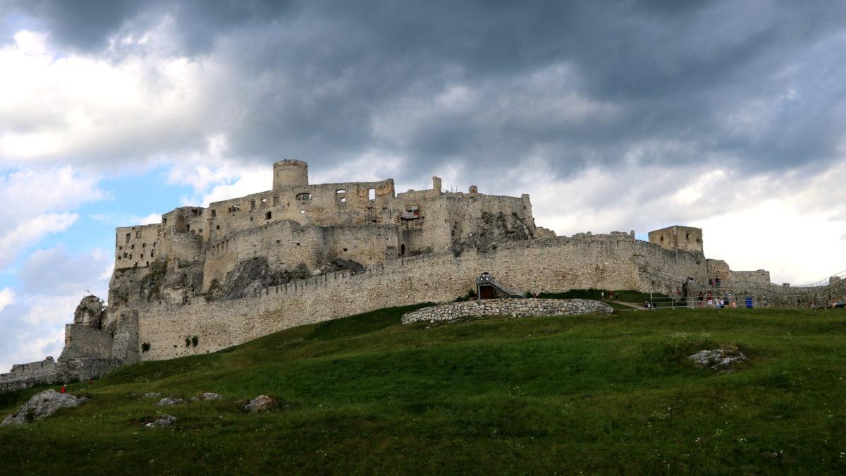 Spišský hrad: dominanta Východu