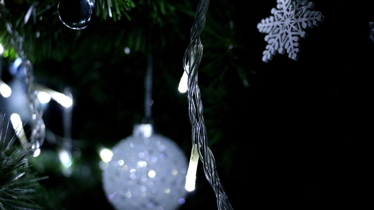 Vánoční stromeček trochu jinak