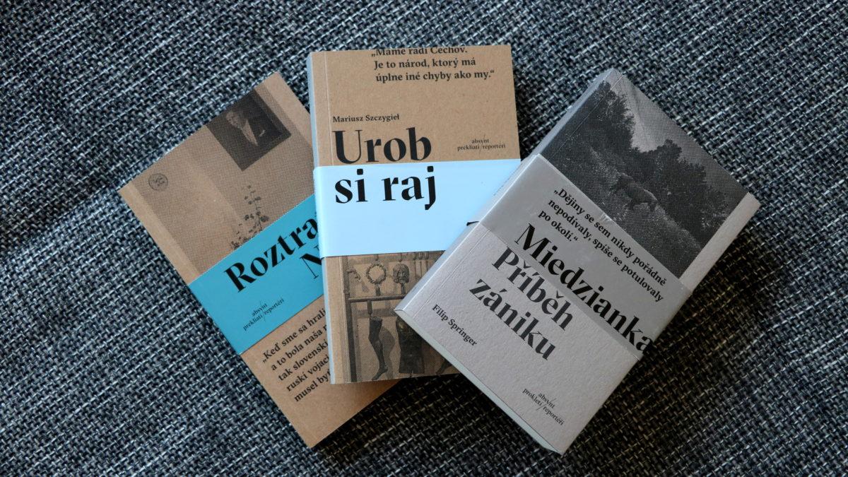 Knihy, na které nikdy není čas: Absyntovky celkově