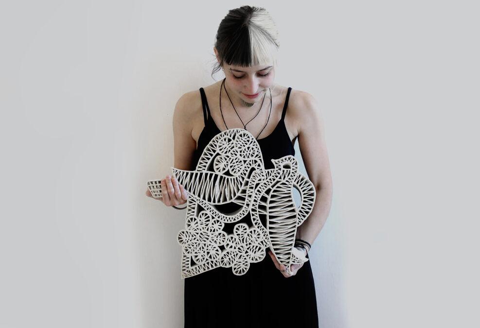 Monika Martykánová: Od porcelánu k tetování a ještě dál